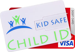 Kid Safe Child ID Digital Device